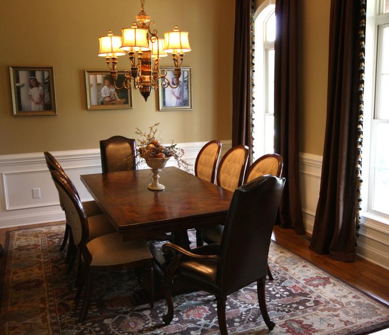 cheek interiors dining room